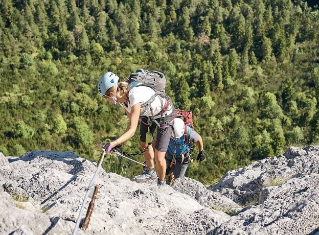 Guided Via Ferrata Tour